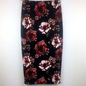 Windsor High Waist Pencil Skirt